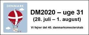 Danmarksmesterskabet i Varmluftballon 2020