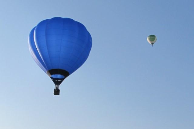 Kom ud at flyve ballon
